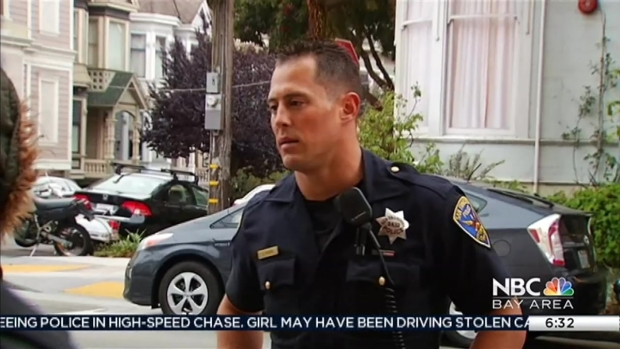 [NATL-BAY] Off-Duty Hot Cop of Castro Arrested For Felony Hit-And-Run