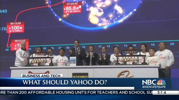 [BAY] Yahoo Scraps Original Alibaba Spin-Off Plan, What Now?