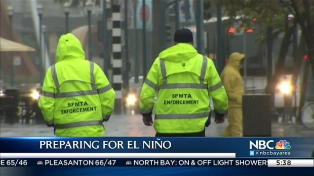 [BAY] FEMA, California Cities Prepare for El Niño With Dress Rehearsal