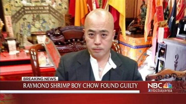 [BAY] Jury Returns Guilty Verdict in 'Shrimp Boy' Trial