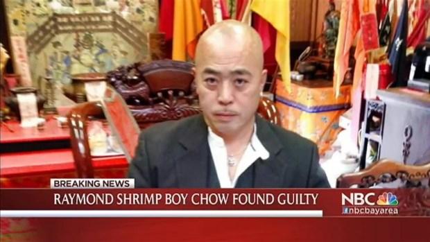 [BAY] Jury Returns Guilty Verdict in 'Shrimp Boy' Trial