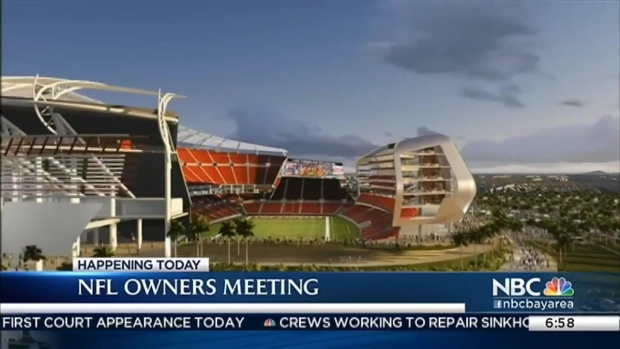 NFL Owners Kick Off Meetings in Houston, Oakland Raiders Fate in Balance