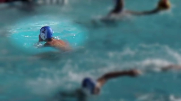 RAW VIDEO: Water Polo Incident