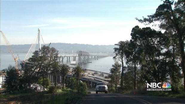 [BAY] Trusses to be Removed From Old Span of Bay Bridge