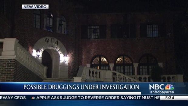 [BAY] 4 Druggings, Sexual Assault Reported at UC Berkeley Fraternities