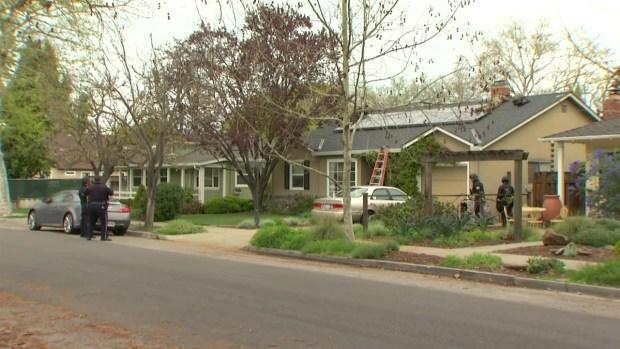 [BAY] Raw Video: SWAT Standoff in San Jose's Willow Glen Neighborhood
