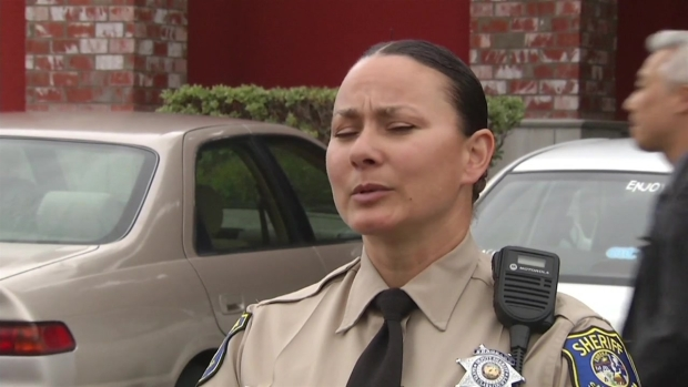 [BAY] WATCH: Sheriff's Office Holds Press Conference on Body Found on Apple Campus