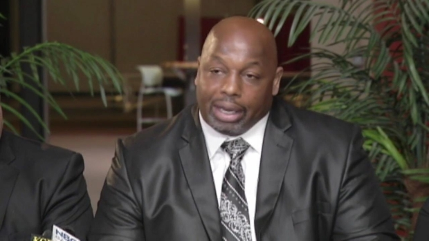RAW: Defense Attorneys For Ex 49er Dana Stubblefield Say He's Innocent