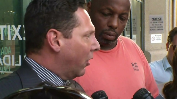 RAW: Dana Stubblefield Posts $250K Bail