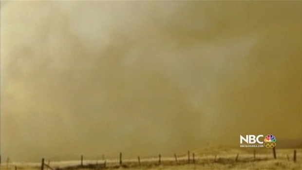 Wildfire in Monterey County Grows to 800 acres