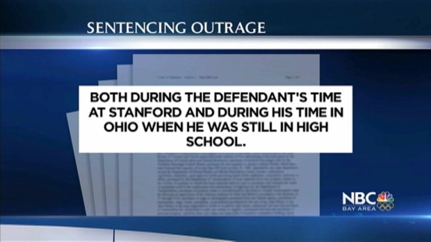 [BAY] Ex-Swimmer Expected Out of Jail 3 Months Early in Stanford Rape Case