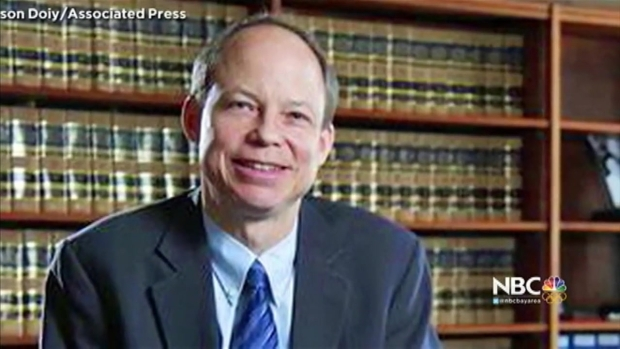 [BAY] Aaron Persky, Judge in Brock Turner Stanford Rape Case, Removed From New Sex Assault Case