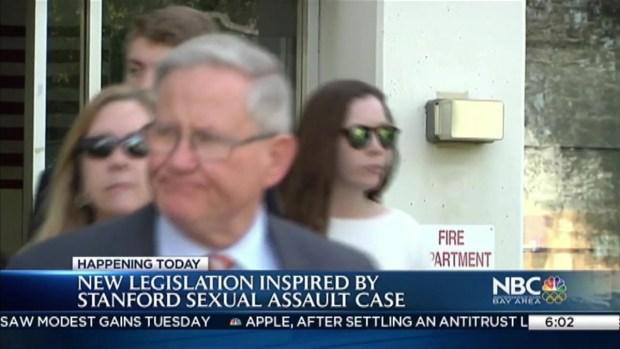 [BAY] DA Jeff Rosen to Announce Legislation Inspired by the Victim in the Brock Turner Rape Case