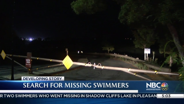 [BAY] Two Swimmers Disappear at Pleasanton Lake: Fire And Park Officials
