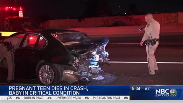 [BAY] Investigators Puzzled by Two-Car Collision in San Jose That Killed Pregnant Teenager