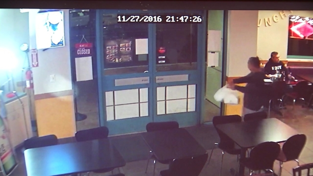 [BAY] RAW VIDEO: Surveillance Video of Shooting Outside Concord Theater