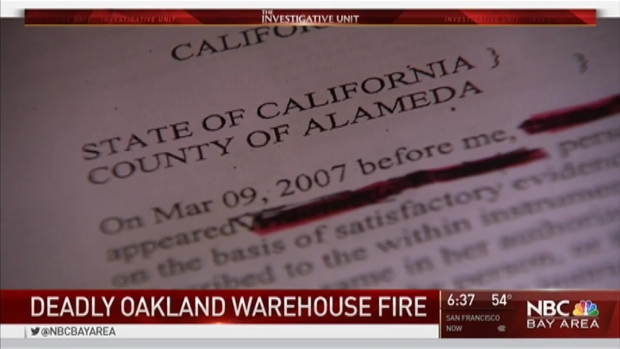RAW VIDEO: 'Ghost Ship' Founder Shares Grief Over Deadly Warehouse Fire in Oakland