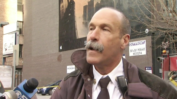 RAW: SF Fire Official Explains High-Rise Incident in SoMa