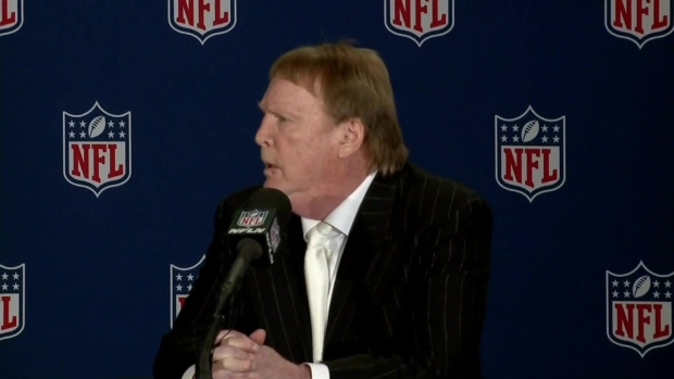 RAW: Mark Davis Addresses Oakland Raiders Relocation