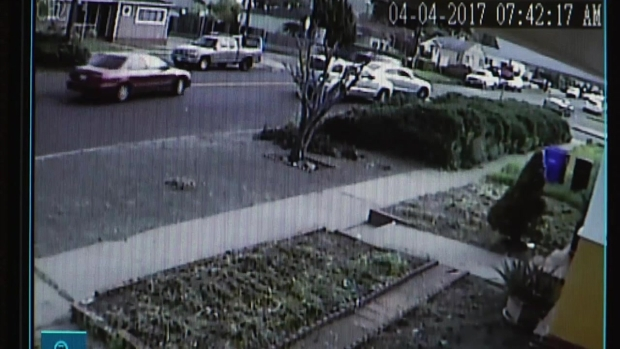 RAW VIDEO: Surveillance of Fatal Richmond Shooting