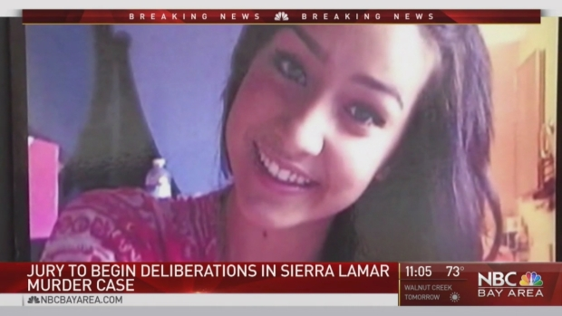 [BAY ML 11A VO ONLY] Jury Begins Deliberating in High-Profile Sierra LaMar Murder Case