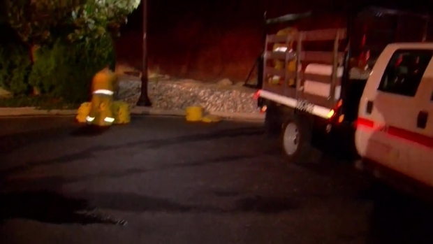 Ballybunion fire in Gilroy 10 percent contained