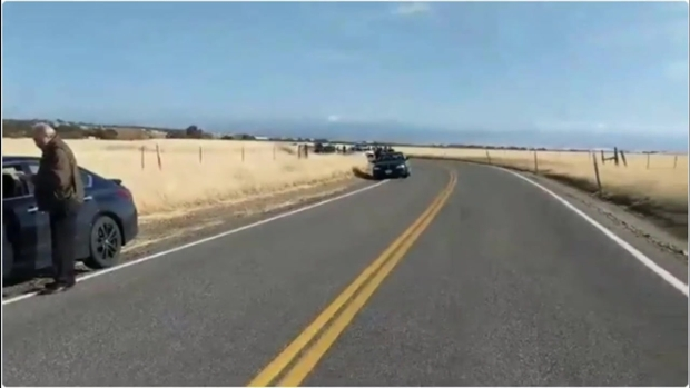 RAW: Four Dead, Gunman Killed in Northern California