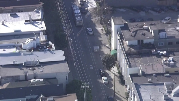 RAW VIDEO: Gas Leak Prompts Evacuations in San Francisco