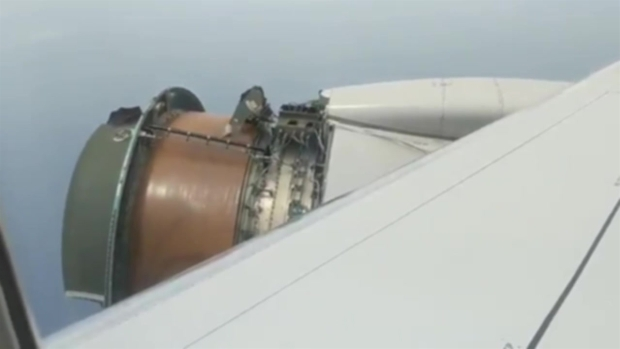 Flight From SFO to Hawaii Makes Emergency Landing After Engine Trouble