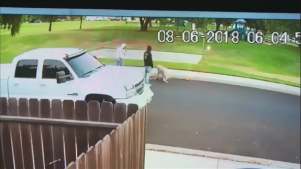 [BAY] Caught on Camera: Sikh Man Attacked in Manteca