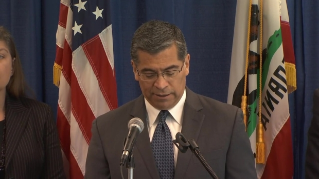 [BAY] RAW: Calif. Attorney General Announces Uber Settlement After Failing to Inform Drivers of Data Breach