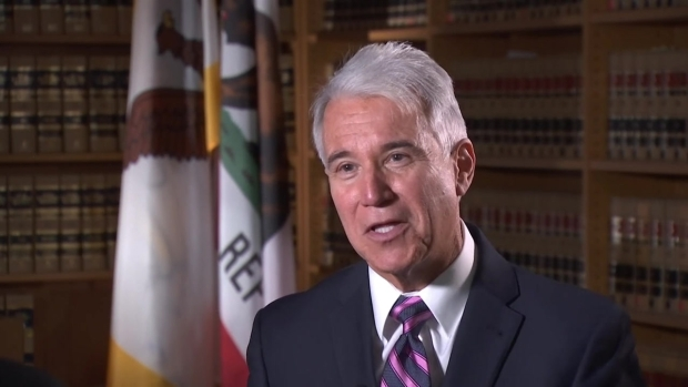 [BAY] RAW: George Gascon Discusses Decision to Not Seek Re-Election