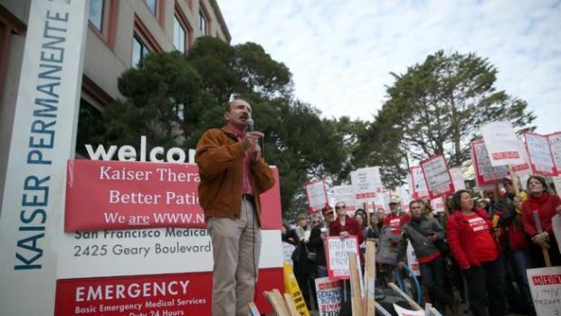 [BAY] Kaiser Mental Health Clinicians on Strike Starting Monday