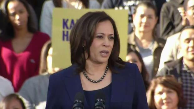 [BAY] Kamala Harris Launches Presidential Campaign in Oakland