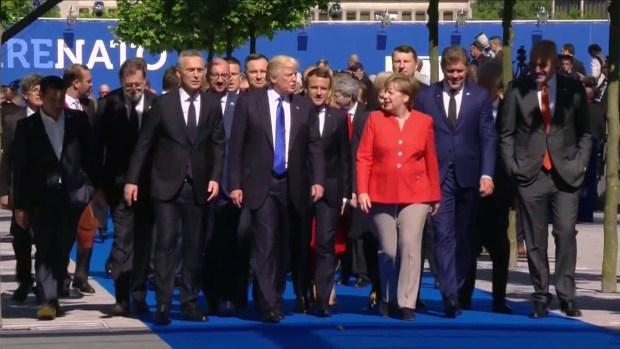 [NATL] Trump Attends G-7 Summit