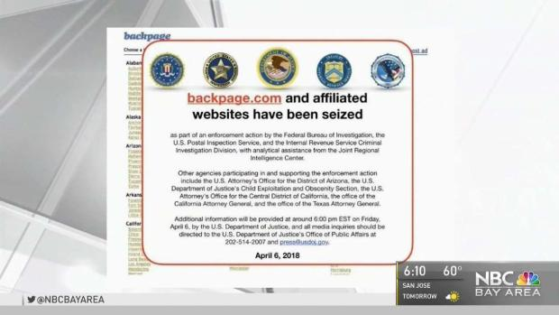 [BAY] Lawsuit Claims Salesforce Helped Backpage in Sex Trafficking