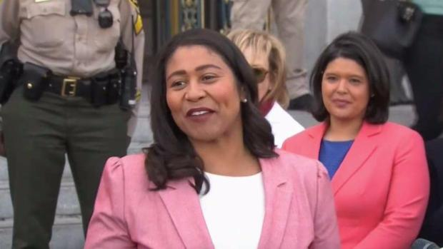 [BAY] London Breed Poised to Become SF's First Black Mayor
