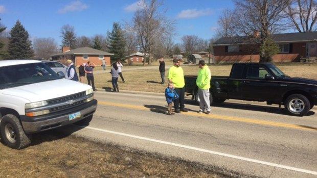 [NATL] 4 Hurt in Ohio School Shooting