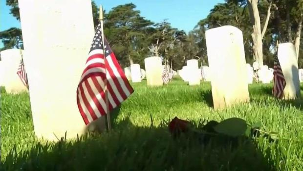 [BAY] Memorial Day Ceremony at Presidio of San Francisco
