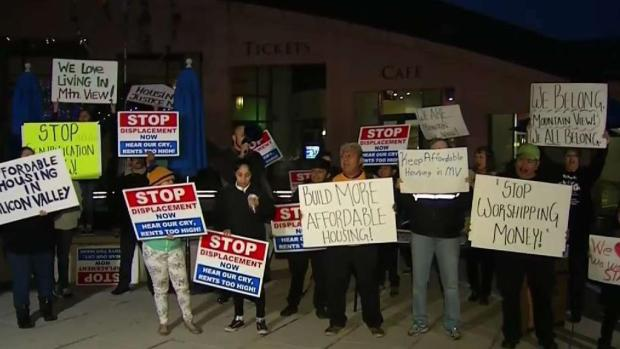 [BAY] Mountain View Residents Fight for Affordable Housing