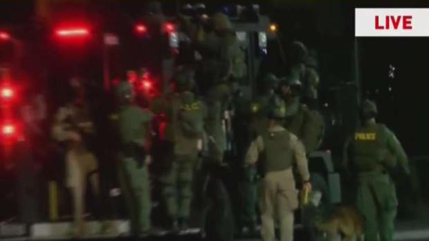 'Full Auto Gunfire': Witness Describes Las Vegas Shooting