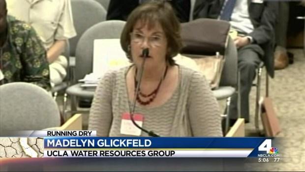 [LA] Uptick in CA Water Usage: Report