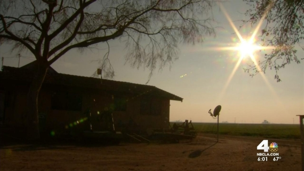 [LA] Drought-Stricken Central Valley Prepares for Obama Visit