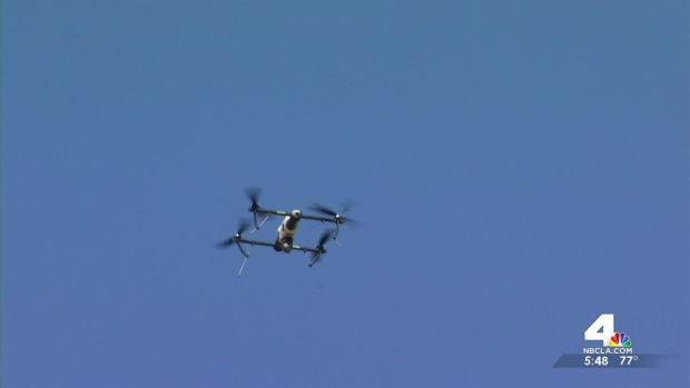 [LA] Ventura Sheriff's Department Testing Crime Fighting Drones
