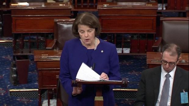Senators Debate Attorney General Pick Sessions
