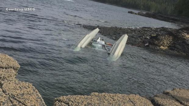 [NATL] Names of Six Dead in Alaska Plane Collision Released
