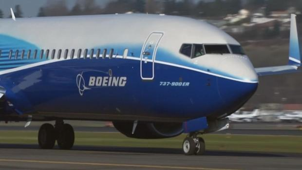 [NATL] US Holds Out on Grounding Boeing 737 Jet Model