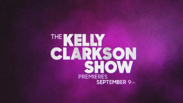 Kelly Clarkson Debuts New Talk Show