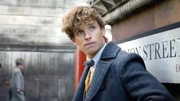 [NATL] Cast of 'Fantastic Beasts' Talk 'Crimes of Grindelwald'