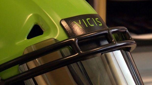 New Helmet Combats Concussions
